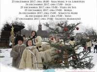 CRĂCIUN ÎN MARAMUREȘ - Narcisa Suciu și Ștefan Hrușcă îi încântă pe maramureșeni în 21 și 23 decembrie 2017 în Centrul Vechi