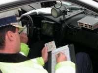 CRĂCIUNEŞTI: Bărbat identificat în trafic cu permis de conducere fals