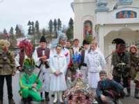 CRĂCIUNUL PE RIT VECHI: Obiceiuri și tradiții la ucrainenii de pe Valea Ruscovei și Valea Vișeului