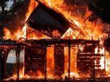 CRASNA VIȘEULUI – O gospodărie a luat foc