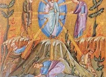 Creștin-ortodox: Schimbarea la Faţă a Domnului