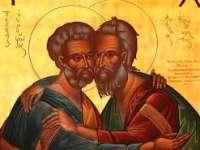 Creştinii îi sărbătoresc azi pe Sfinţii Petru şi Pavel