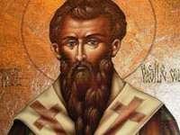 Creştinii ortodocşi îl prăznuiesc astăzi pe Sfântul Vasile cel Mare