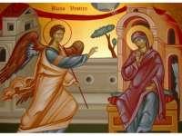 Creştinii ortodocşi sărbătoresc Buna Vestire pe data de 25 martie