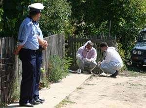 CRIMĂ: Un bărbat din Maramureş şi-a ucis soţia