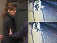 Criminala de la metrou, declaraţii halucinante în faţa judecătorilor: Am atacat pentru că m-a deranjat muzica din căşti!