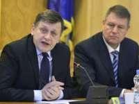 Crin Antonescu și  Klaus Iohannis vor fi prezenți joi, 24 aprilie, în Baia Mare
