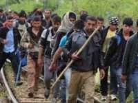 CRIZA IMIGRANŢILOR: Bulgaria, România și Serbia, gata să-și închidă frontierele, dacă Germania va proceda astfel
