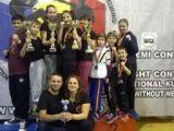 "C.S. Ultimate Kickboxing Sighet, rezultate excepționale la Campionatul Mondial ""Judgement Day"""