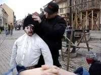 Csibi Barna, cel care l-a spânzurat pe Avram Iancu, a fost trimis în judecată pentru acte de fascism, rasism și xenofobie