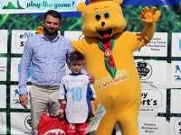 CSM Sighet, primul loc la Brașov Cup 2016  (categoria U8)