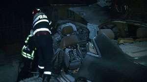 CURSĂ SPRE MOARTE: A decedat şi a treia victimă a accidentului din Ilba produs vineri seara