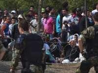 CUTIA PANDOREI A FOST DESCHISĂ - Macedonia a deschis drumul refugiaților spre Occident