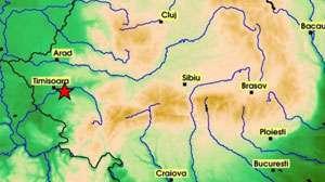 CUTREMUR lângă Timișoara la o adâncime de doar 1 km