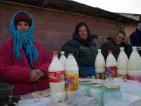 De la 12 ianuarie 2014, produsele lactate fara certificate vor fi interzise in piete