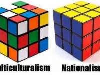 De la naționalismul pe sponci la multiculturalism