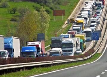 De maine, o noua taxa de drum in Ungaria