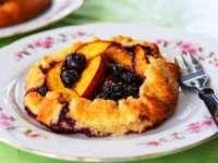 De sezon: Tartă rustică cu fructe de vară