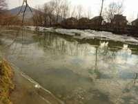 Debitele pe râurile Vișeu și Iza vor fi în creştere