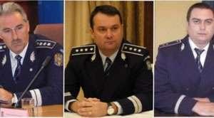 DECIZIE: Şefii Poliţiei Bistriţa Nasăud rămân înca 30 de zile în spatele gratiilor