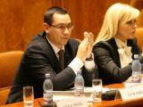 """Declarație Victor Ponta: """"Udrea spune lucruri care pot fi fanteziste. Nu m-a influenţat în numirea doamnei Kovesi la DNA"""""""