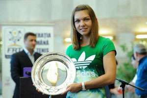 """Declarații Simona Halep: """"Sunt fericită că am putut să fac un meci bun în finala de la Roland Garros"""""""