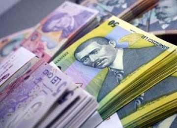 Deficit bugetar de 0,67% din PIB pe primul trimestru din 2013