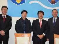 Delegaţie din Coreea de Sud, în vizită în Baia Mare pentru a analiza oportunitățile de colaborare pe plan economic