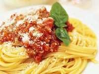Delicios: Spaghetti Bolognese
