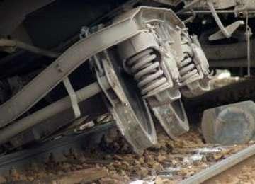 Deraiere: Unul dintre vagoanele trenului Bucureşti-Istanbul a deraiat în Bulgaria; nimeni nu a fost rănit