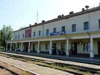 DESCOPERIRE MACABRĂ - Cadavrul unui bărbat a fost găsit într-un canal între liniile de cale ferată din Gara Sighetu Marmaţiei