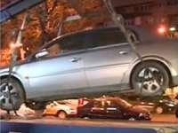 DESCOPERIRE MACABRĂ: Cadavrul unui bărbat, găsit într-o maşină, în Turda