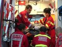 DESEȘTI: Copil de 6 ani accidentat de un sighetean în timp ce traversa strada neregulamentar