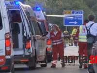 Detalii şocante despre accidentul din Viena: Un pasager a fost călcat de mai multe maşini!
