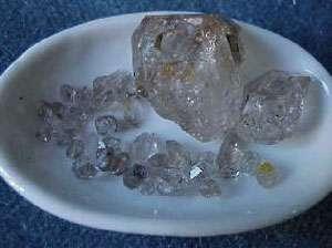 Diamantele de Maramureș sunt din ce în ce mai rare, susțin geologii