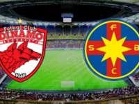 Dinamo - Steaua 0-0, în semifinalele Cupei României