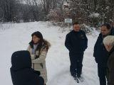 Discuții pe tema înființării punctului de trecere a frontierei Piatra – Teceu Mic / Vișcovo