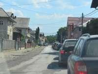 DN 18 Moisei – Borşa: Praful o problemă majoră pentru sănătatea localnicilor