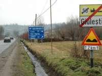 DN 18 - Parcarea de la Giuleşti se va face conform proiectului