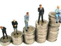 Doar 0,5% dintre angajaţii maraureşeni câştigă peste 5.000 lei/lună. Peste 80 de persoane au salarii peste 10.000 lei brut lunar