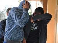 Doi băimăreni bănuiţi de comiterea unei tâlhării, identificaţi şi reţinuţi de poliţişti