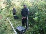 Doi cetăţeni ucraineni, reţinuţi la frontieră pentru contrabandă cu ţigări