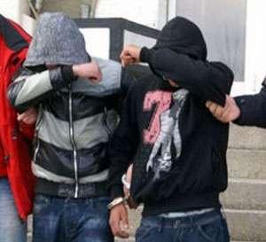 Doi minori suspecţi de furt identificaţi de poliţiştii băimăreni