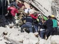Doi români au murit iar alți opt sunt dați dispăruți în urma cutremurului din Italia