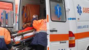 Doi sigheteni au ajuns la spital in urma unui accident rutier