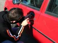 DOI SIGHETENI reținuți pentru 24 de ore pentru furturi din autoturisme în municipiul Satu Mare