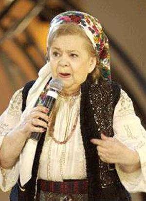 DOLIU ÎN LUMEA MUZICII POPULARE. Cântăreaţa ANGELA MOLDOVAN s-a stins din viaţă