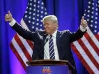 Donald Trump, desemnat oficial candidat republican la Casa Albă