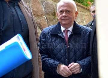 Dosarul retrocedărilor ilegale - Viorel Hrebenciuc rămâne în arest