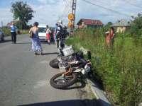 Două accidente rutiere produse ieri în Maramureș, cercetate de polițiști